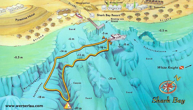 Shark Bay Map Shark Bay »