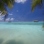 View of Medhufushi Honeymoon Villa