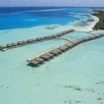 Medhufushi Water Villa Birds View