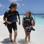 Kids Diving