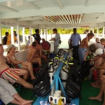 Medhufushi Dive Boat
