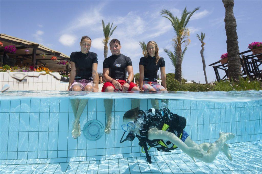 Training Amp Diving Courses Werner Lau Diving Centers