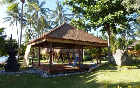 Yoga & Tauchen auf Bali