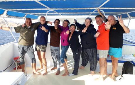 Eagle Ray Sharm Reunion