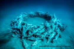 The Human Gyre Jason DeCaires Taylor CACT Lanzarote 1280