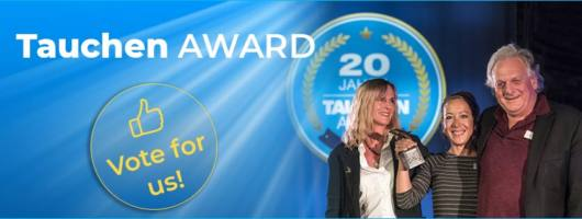 Newsletter Header Tauchen Award 2019