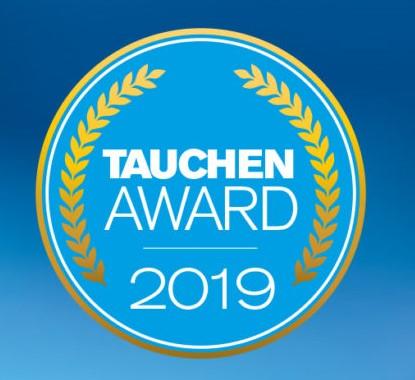 Der Tauchen Award steht wieder vor der Tür!