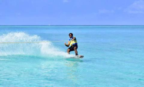 Wassersport Spass