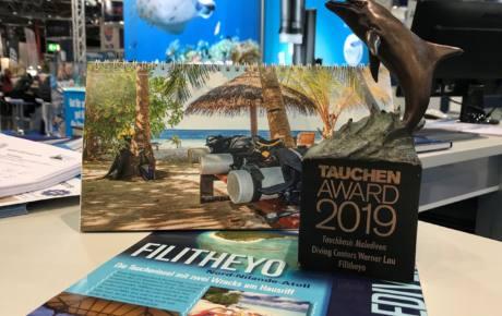 Tauchen Award 2019