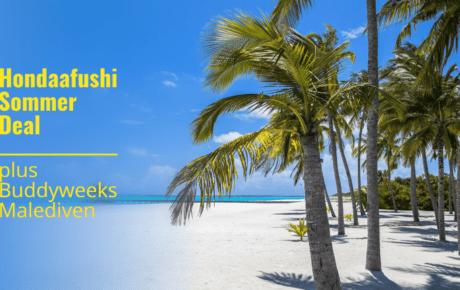 Hondaafushi Sommer Deal