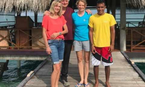 Stop Over on Medhufushi