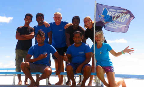 New Dive Center Managment on Bathala