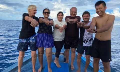 Indien erforscht die Unterwasserwelt