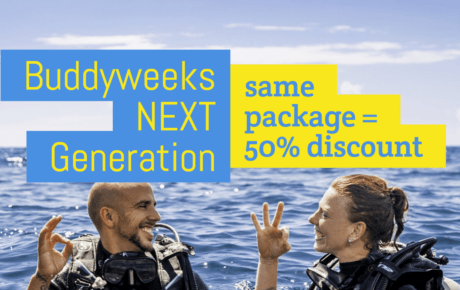 Buddyweeks NEXT Generation in Bali