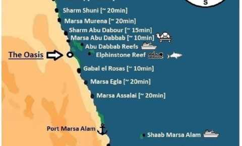 The Oasis Divesites