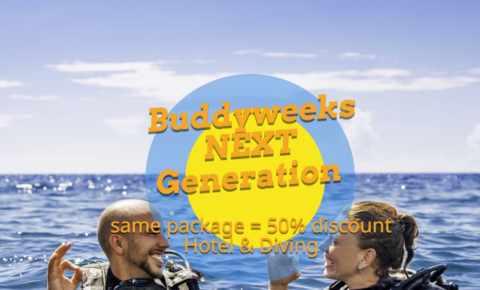 Buddyweeks NEXT Generation on Bali 2020