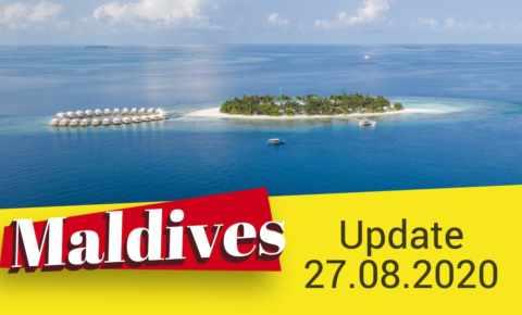 Maldives Update 27.08.2020