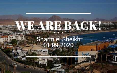 Sharm el Sheikh is back!