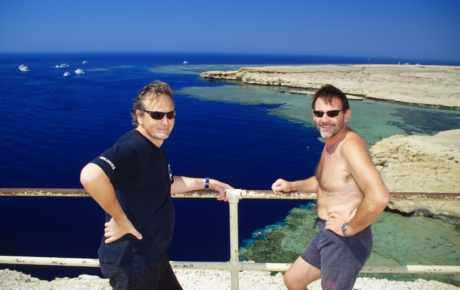 Wir schliessen unsere Basis in Sharm el Sheikh!