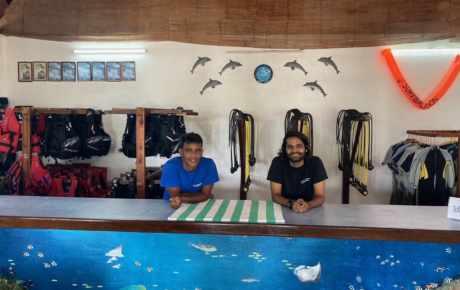 Neues Power Team auf Medhufushi