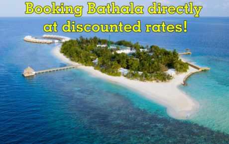 Bathala direkt buchen zu Sonderpreisen!